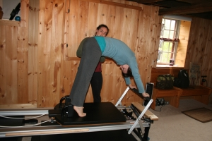 The Elephant: Pilates Style