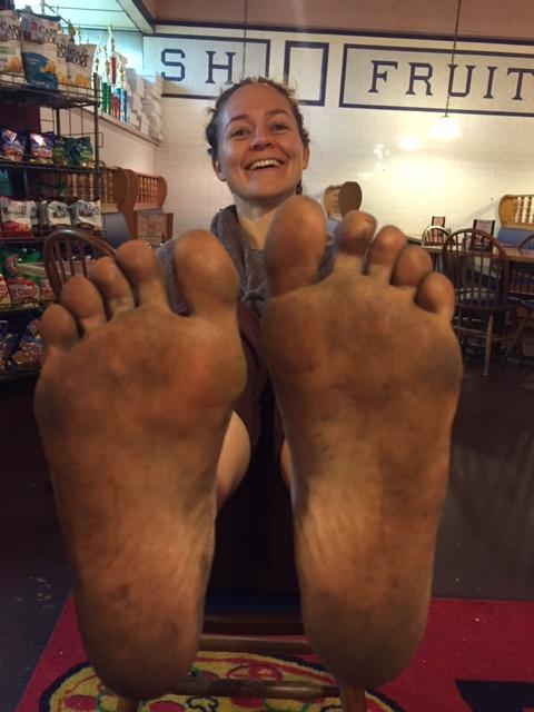 Pilates foot fetish pilates